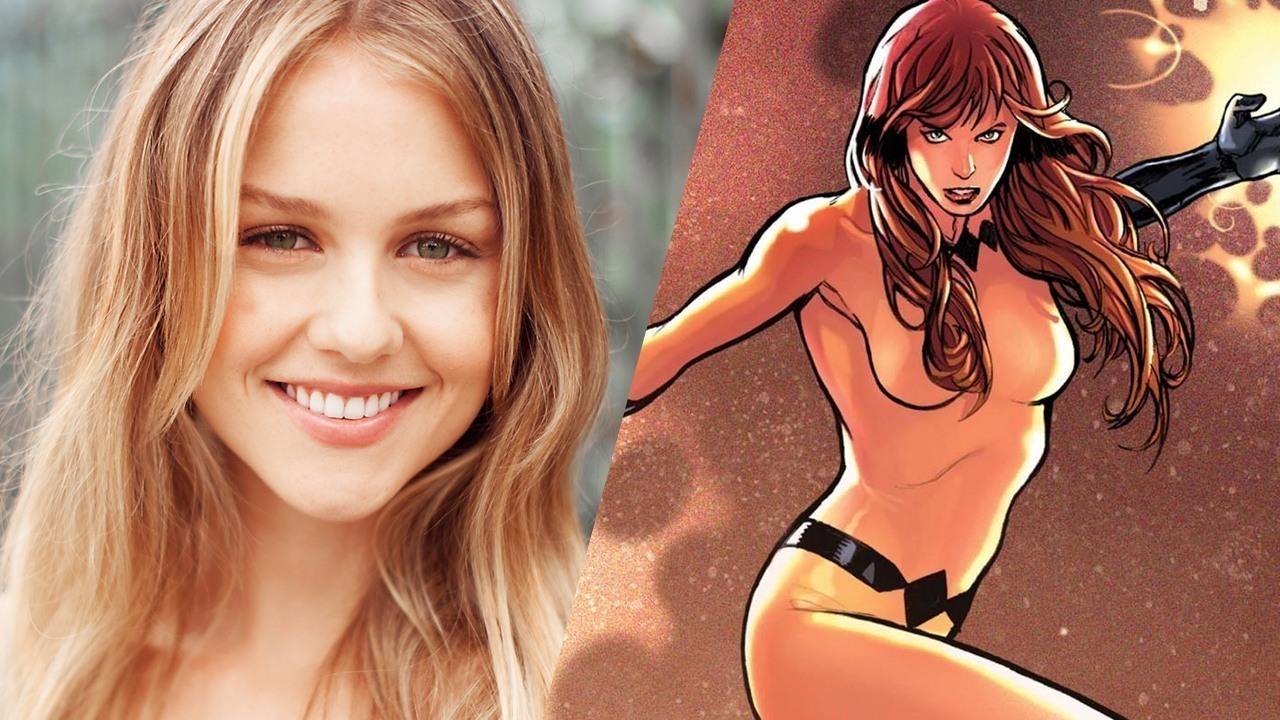 Marvel's Inhumans ABC TV Show Royal Family, Isabelle Cornish, Crystal