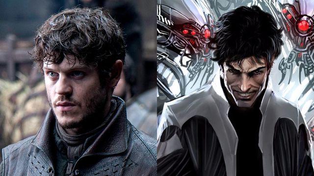 Marvel's Inhumans ABC TV Show Royal Family, Maximus, Game of Thrones, Iwan Rheon