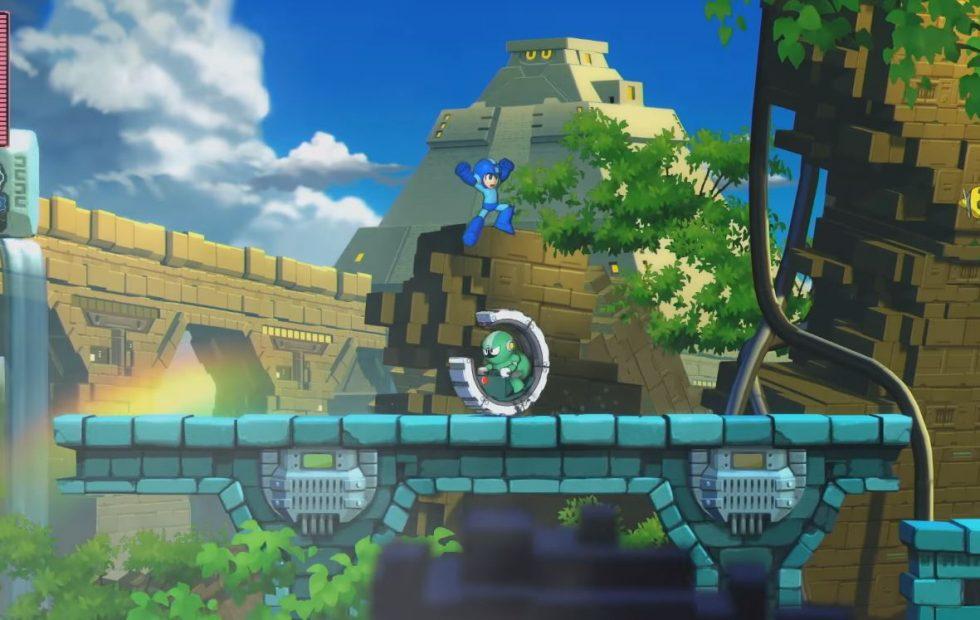 Mega Man 11, Capcom, Launching 2018