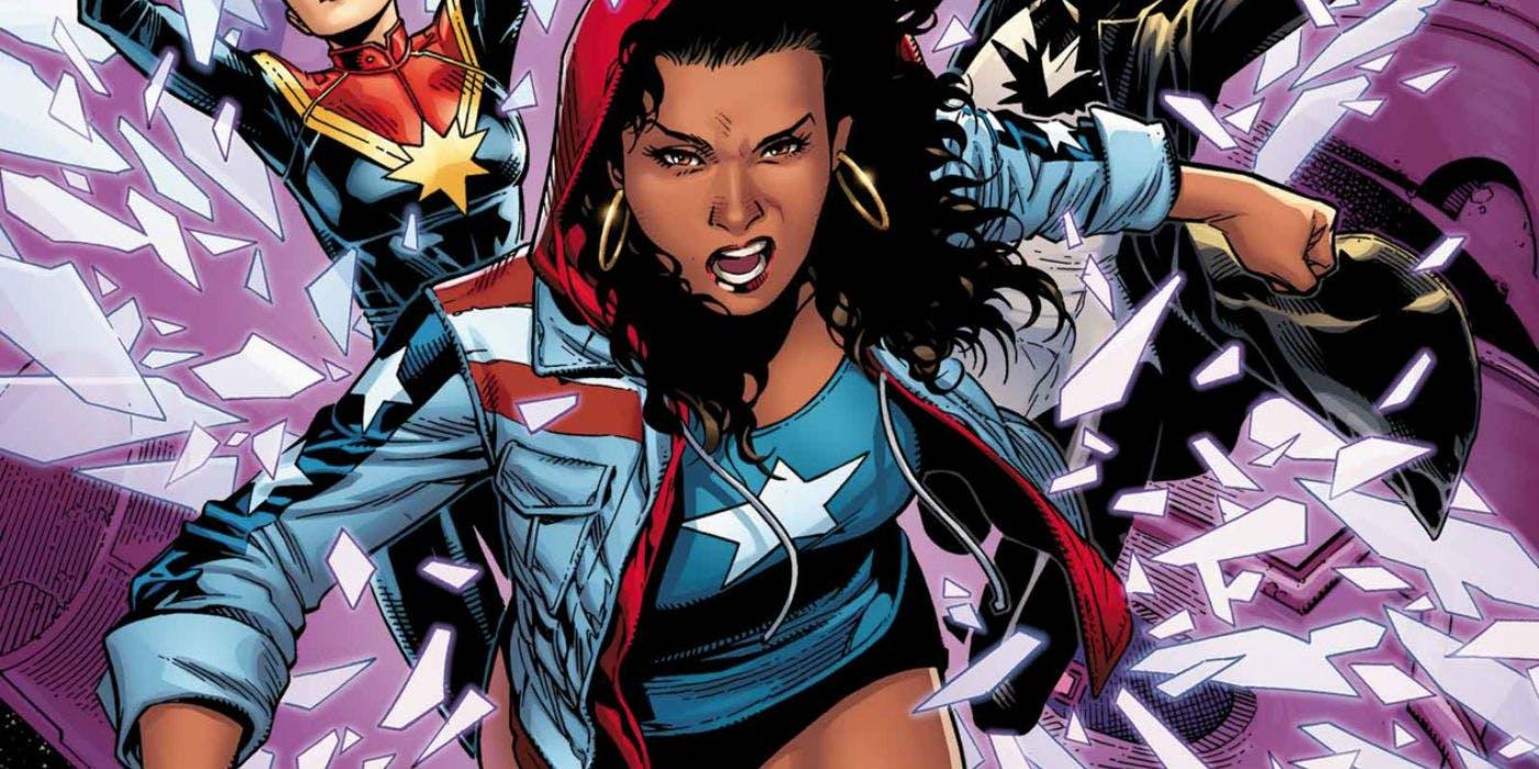 Miss America, America Chavez, LGBT, Marvel, Demiurge