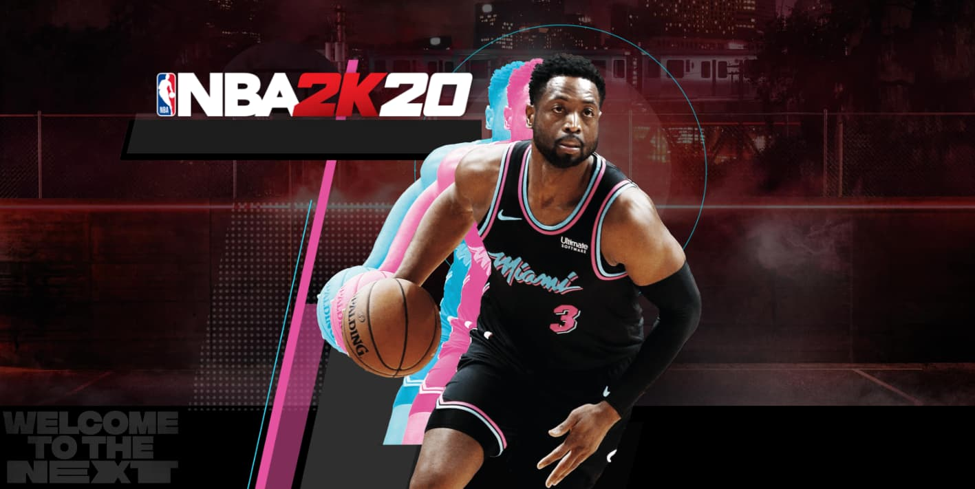 NBA 2K20, Basketball, Sports Game
