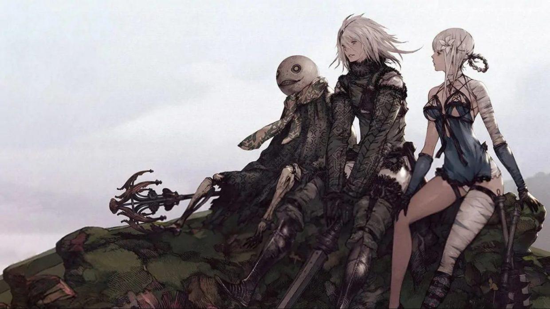 NieR Replicant Ver1.22, All Endings, Square Enix, PC, PS4, Xbox One