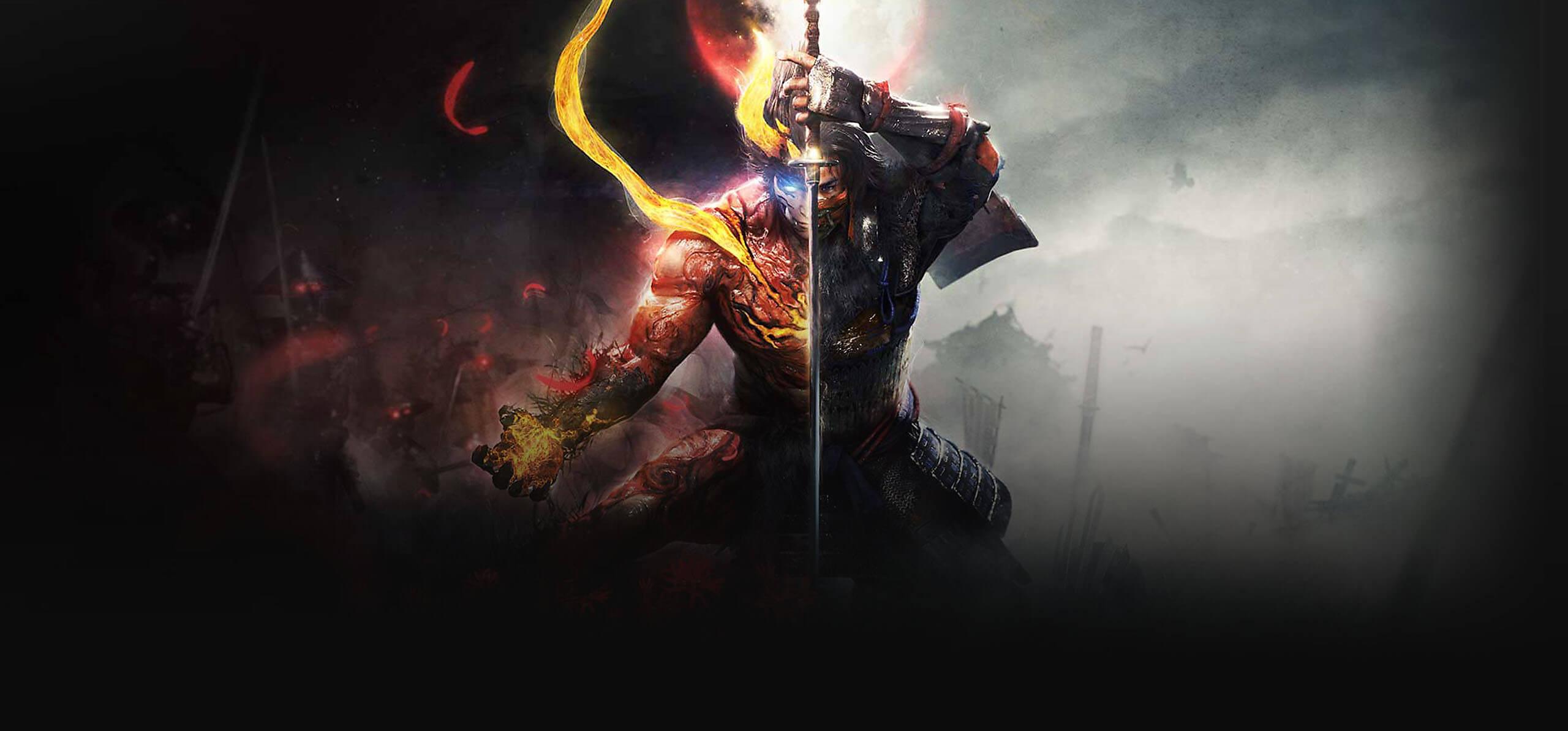 Nioh 2, Team Ninja, Dark Souls, Weapons, Combat