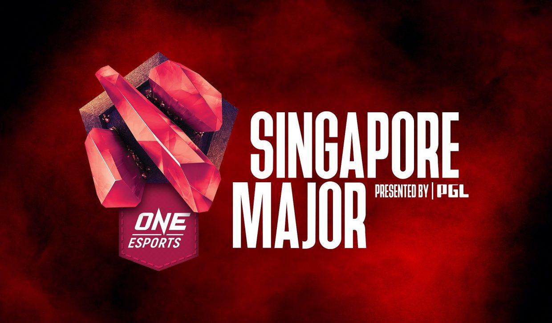 ONE Esports Singapore Major 2021, Dota 2, 18 teams