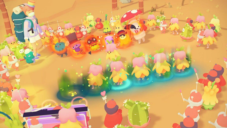 Ooblets, Glumberland, Indie Game, Farming Sim, Life Sim, Xbox, PC Game, Dance Battle, Dance Barn