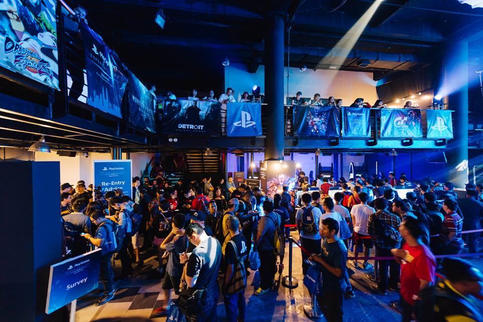PSX SEA 2017 Kuala Lumpur Malaysia Playstation Experience