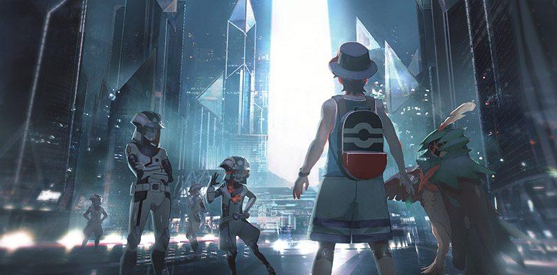 Pokemon Ultra Sun, Ultra Moon, 3DS, Nintendo, Game Freak, Ultra Recon Squad