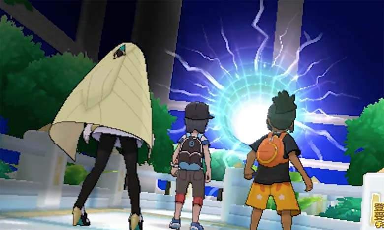 Pokemon Ultra Sun, Ultra Moon, 3DS, Nintendo, Game Freak, Wormholes, Beasts, Legendaries