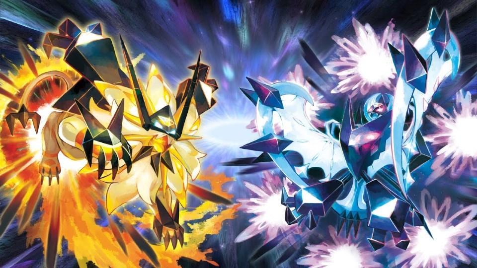 Pokemon Ultra Sun, Ultra Moon, 3DS, Nintendo, Game Freak