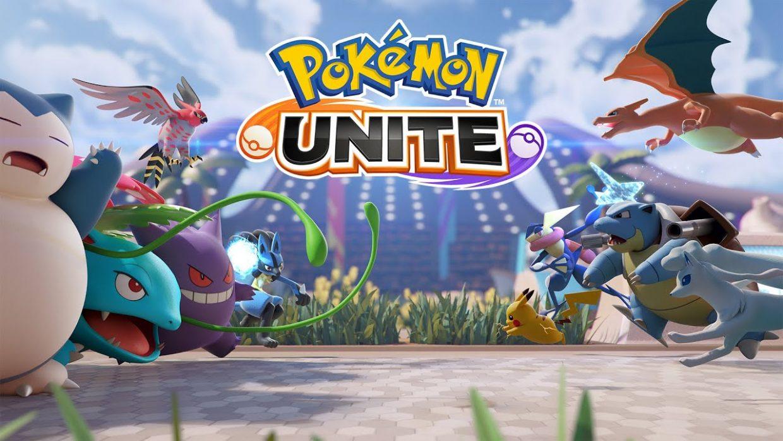 Pokemon Unite, MOBA, Nintendo Switch, Free To Play, Best Pokemon, Strongest