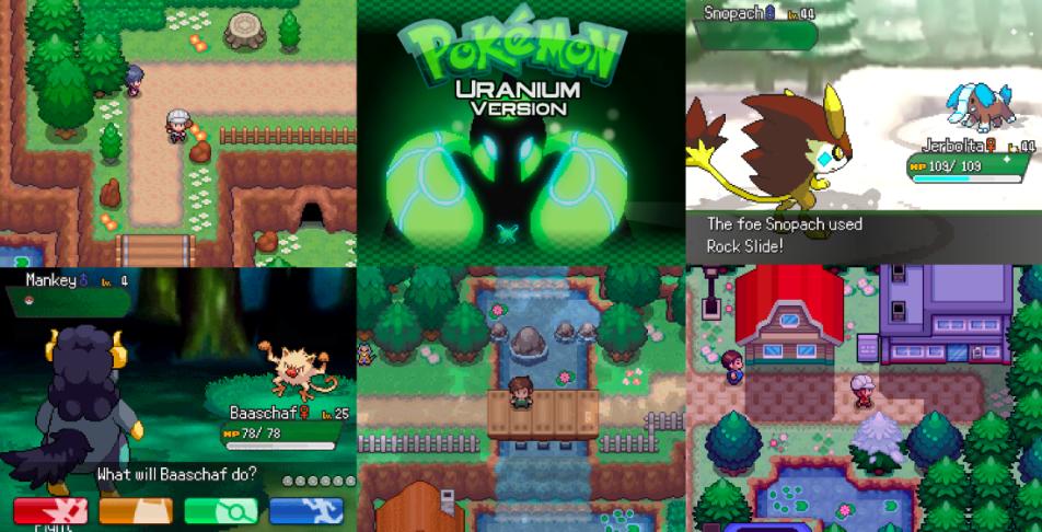Pokemon Uranium PC Fan Made Nintendo Shut Down
