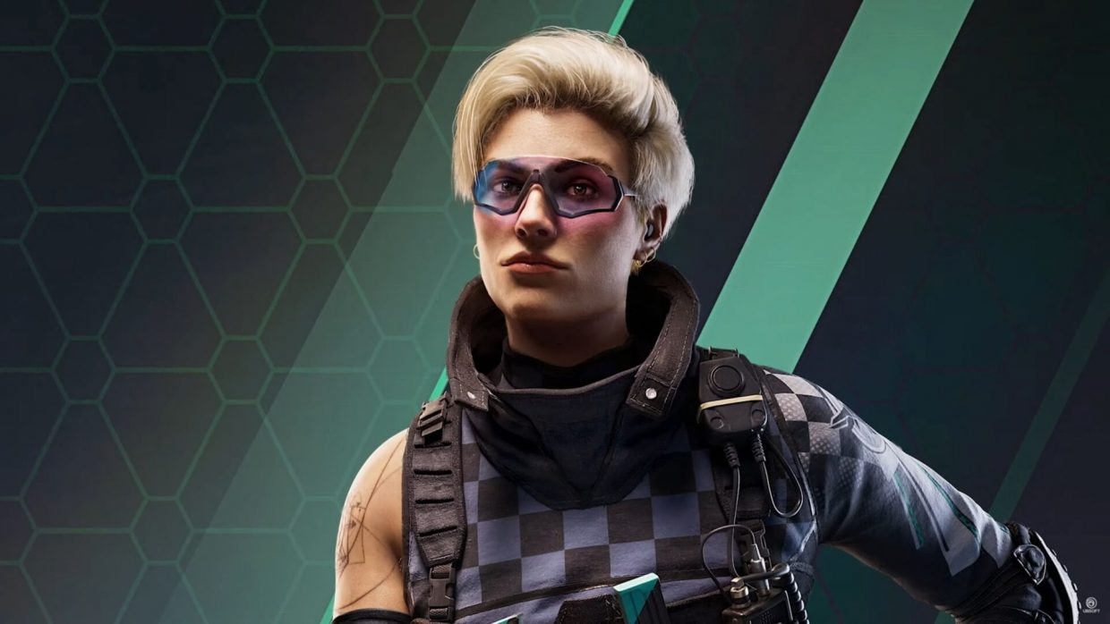 Rainbow-Six-Siege-Osa, Ubisoft, eSports, Transgender, Queer, How To Play, Crystal Guard