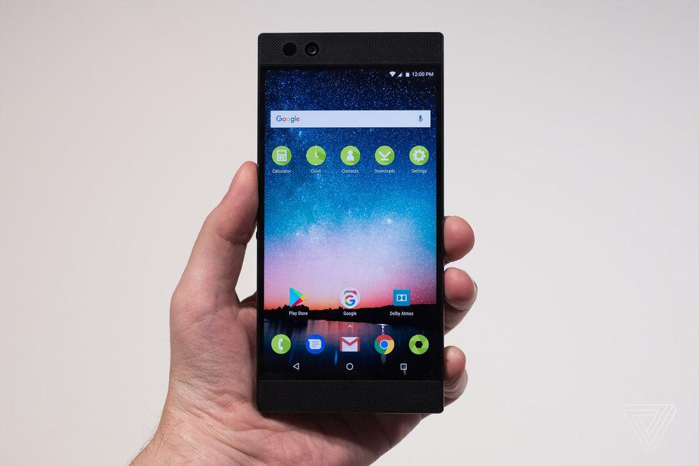 Razer Smartphone, Mobile Phone, Snapdragon 835