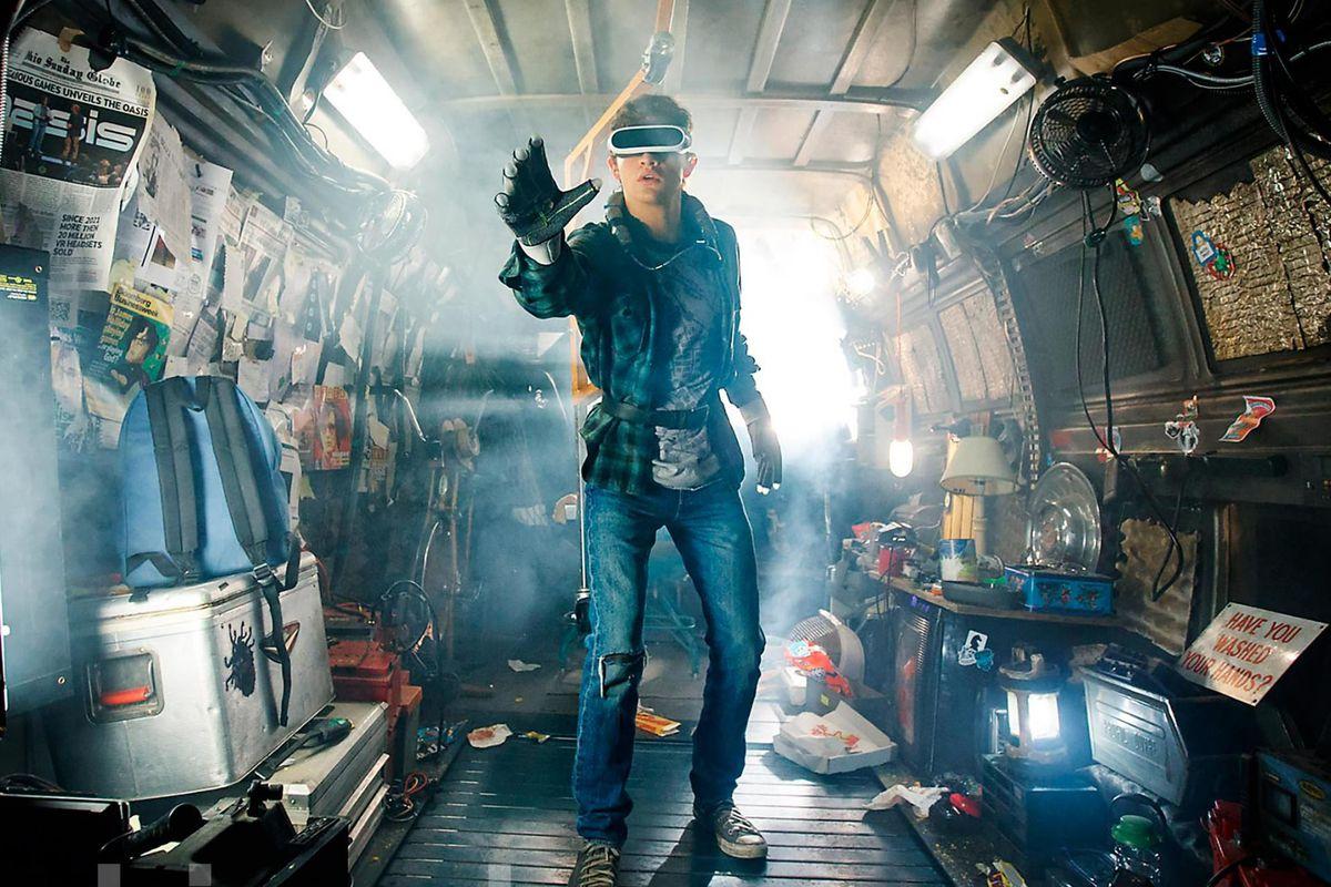 Ready Player One, geek movie, nerd, steven spielberg, ernest cline