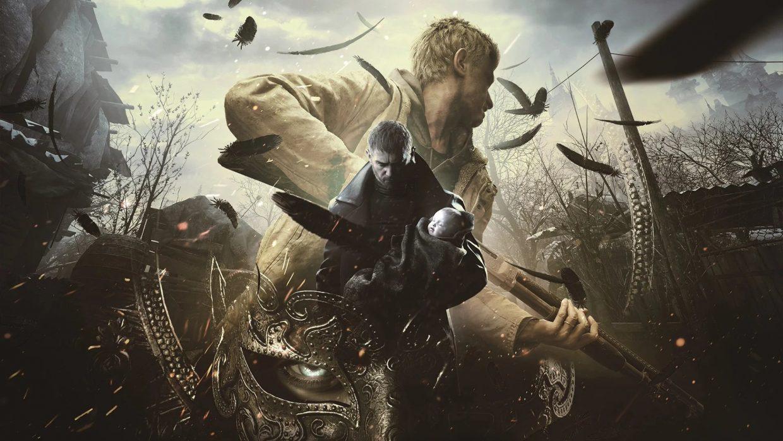 Resident Evil Village, REVIII, PS5, PlayStation 5, Xbox Series X, Xbox Series S, Xbox One, RE Village, Capcom, Chris Redfield, Ethan