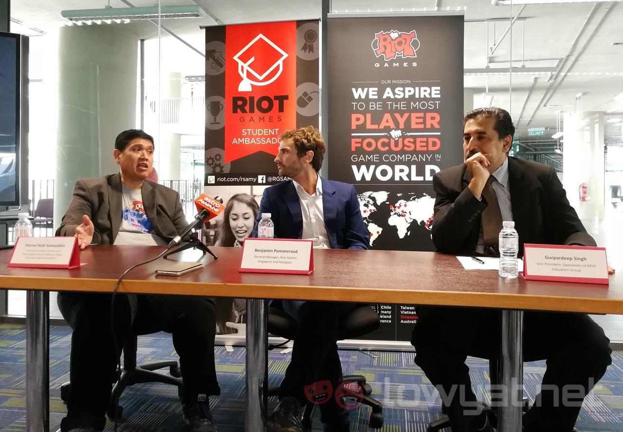 Riot-Games-Student-Ambassador-Program-Panel-Malaysia-Singapore