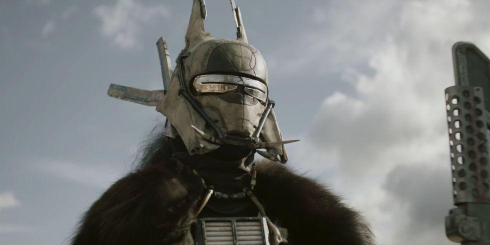 Solo A Star Wars Movie, Star Wars, Han Solo, Enfys Nest, Erin Kellyman