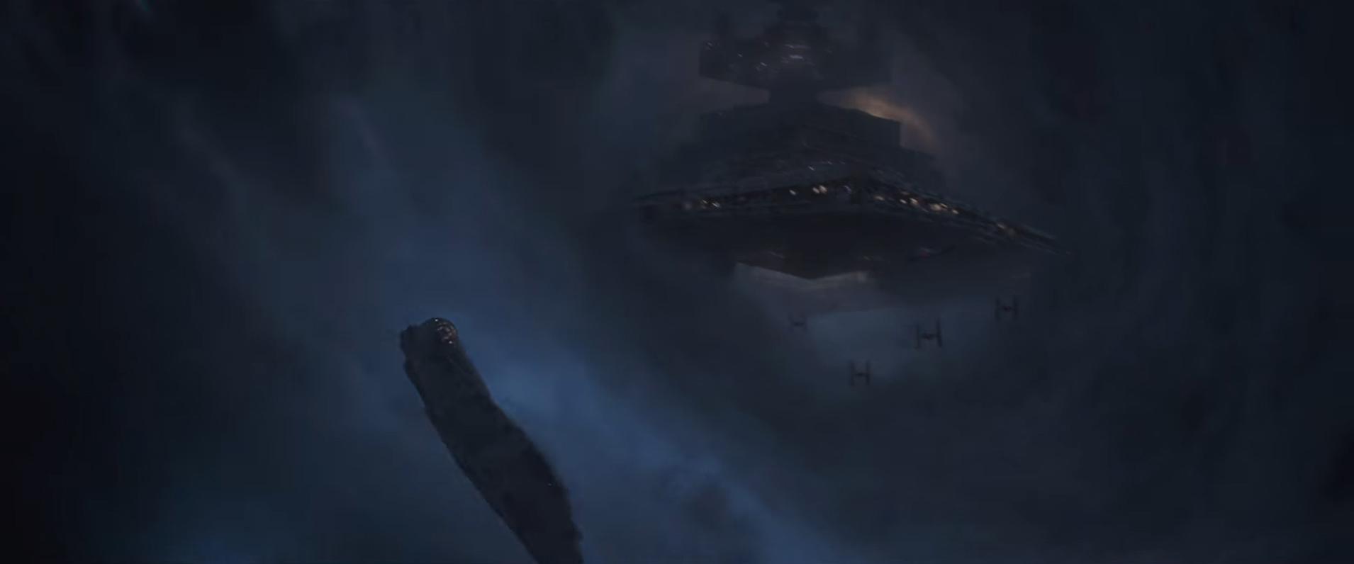 Solo A Star Wars Movie, Star Wars, Star Destroyer