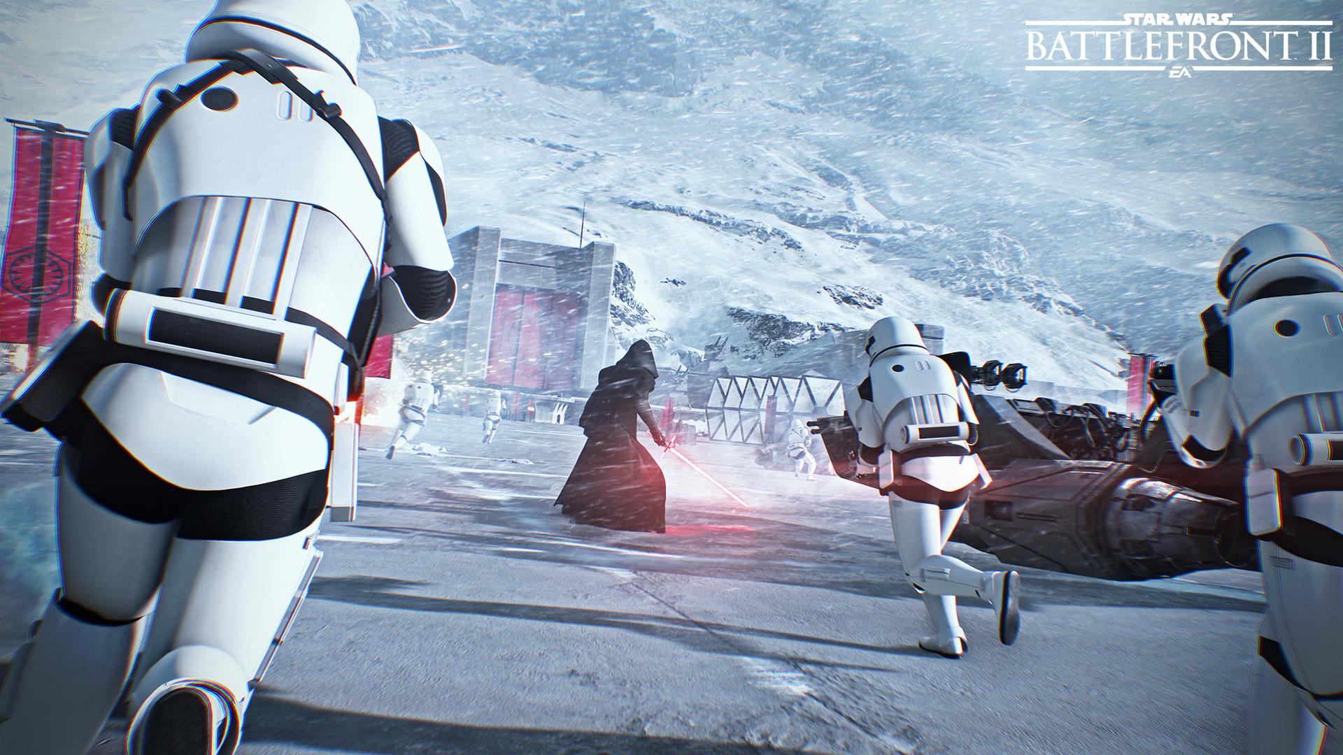 Star Wars Battlefront 2 II Electronic Arts EA Multiplayer