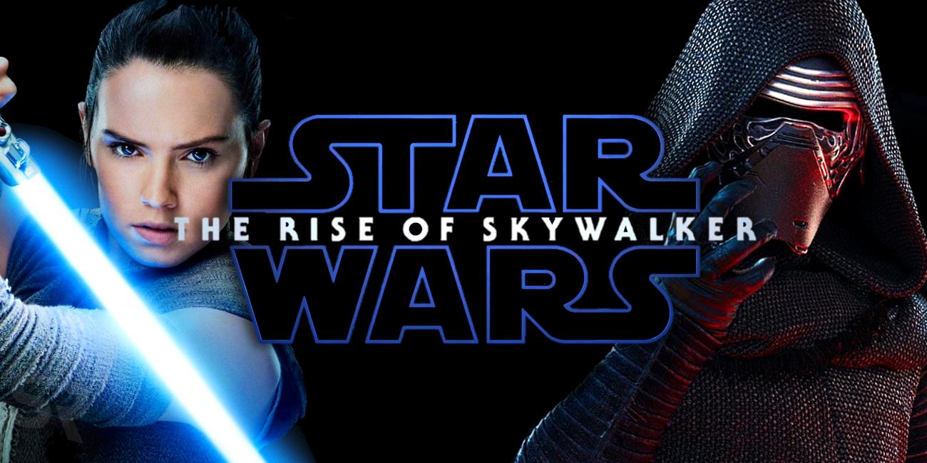 Star Wars Episode IX 9 The Rise of Skywalker