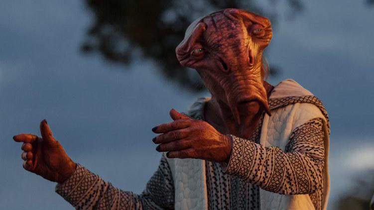 Star Wars The Last Jedi, Easter Egg, Slowlen Lo, Joseph Gordon Levitt