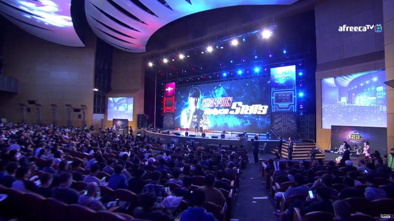 StarCraft 2 Global League Blizzard Entertainment South Korea
