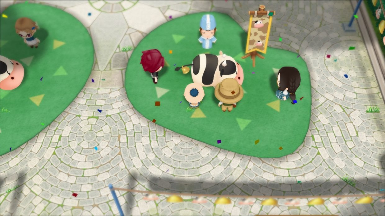 Story of Seasons Friends of Mineral Town, Game Guide, Nintendo Switch, Farming, Summer, Moo Moo Festival, Event
