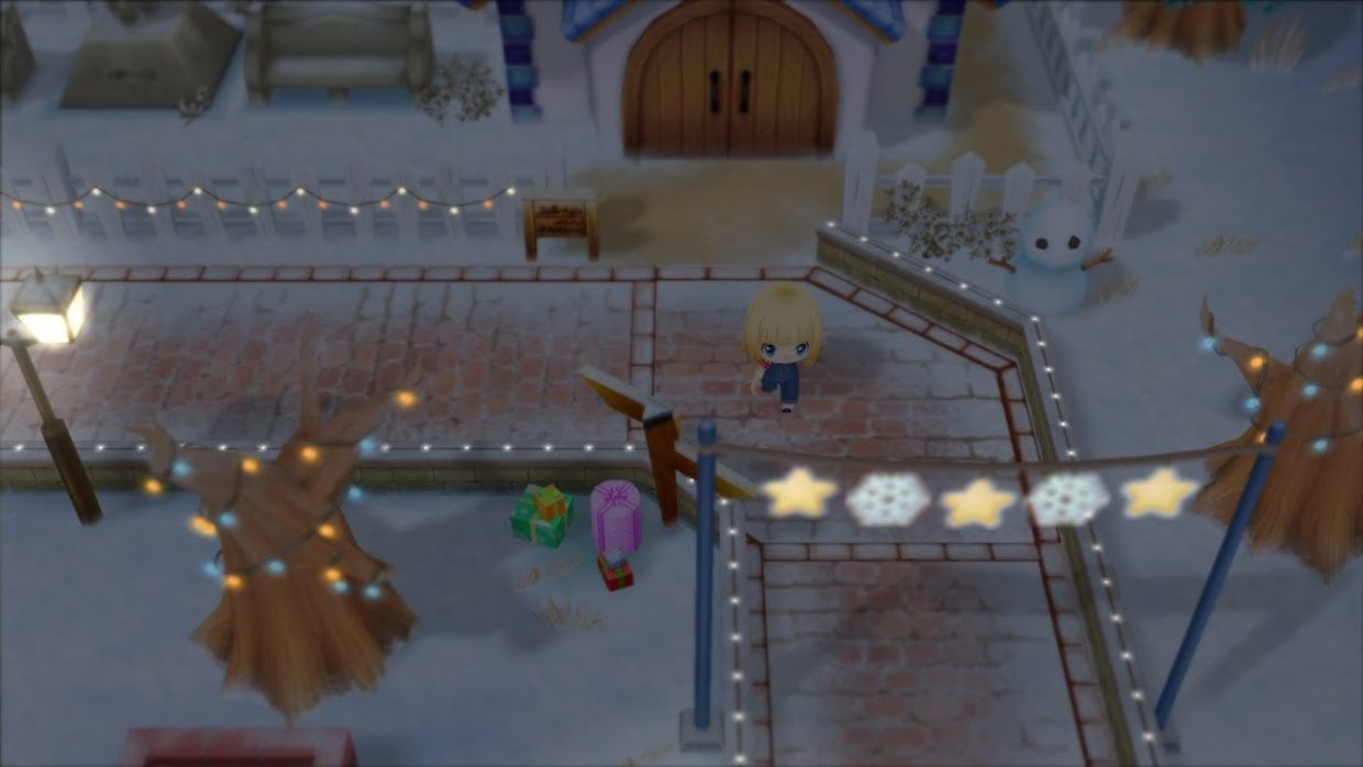 Story of Seasons Friends of Mineral Town, Game Guide, Nintendo Switch, Farming, Winter, New Year, Starlight, Festival, Event