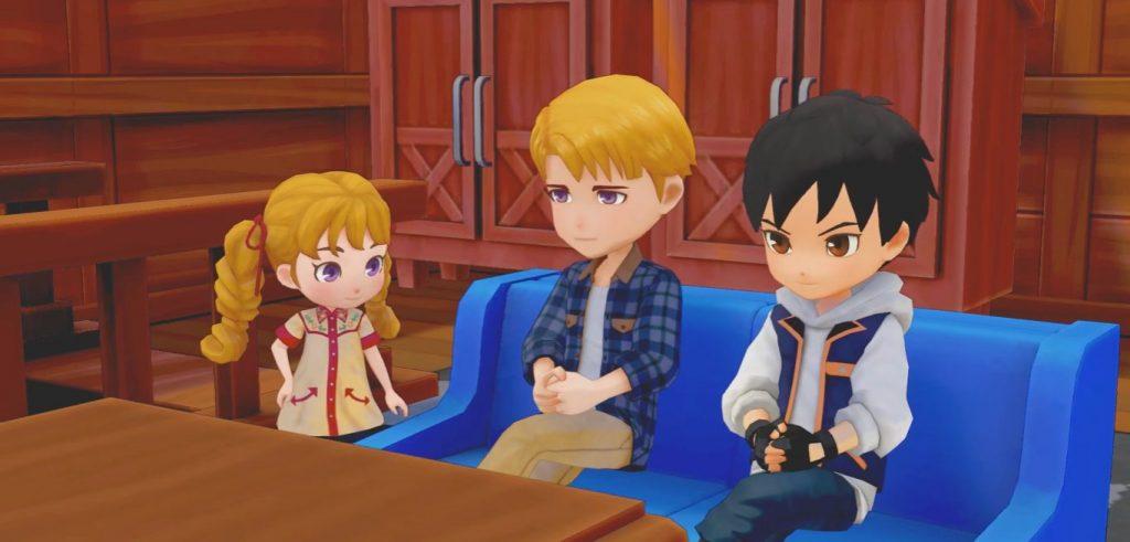 Story-of-Seasons-Pioneers-of-Olive-Town-Nintendo-Switch-Farming-Sim, Harvest Moon, Relationship, Jack