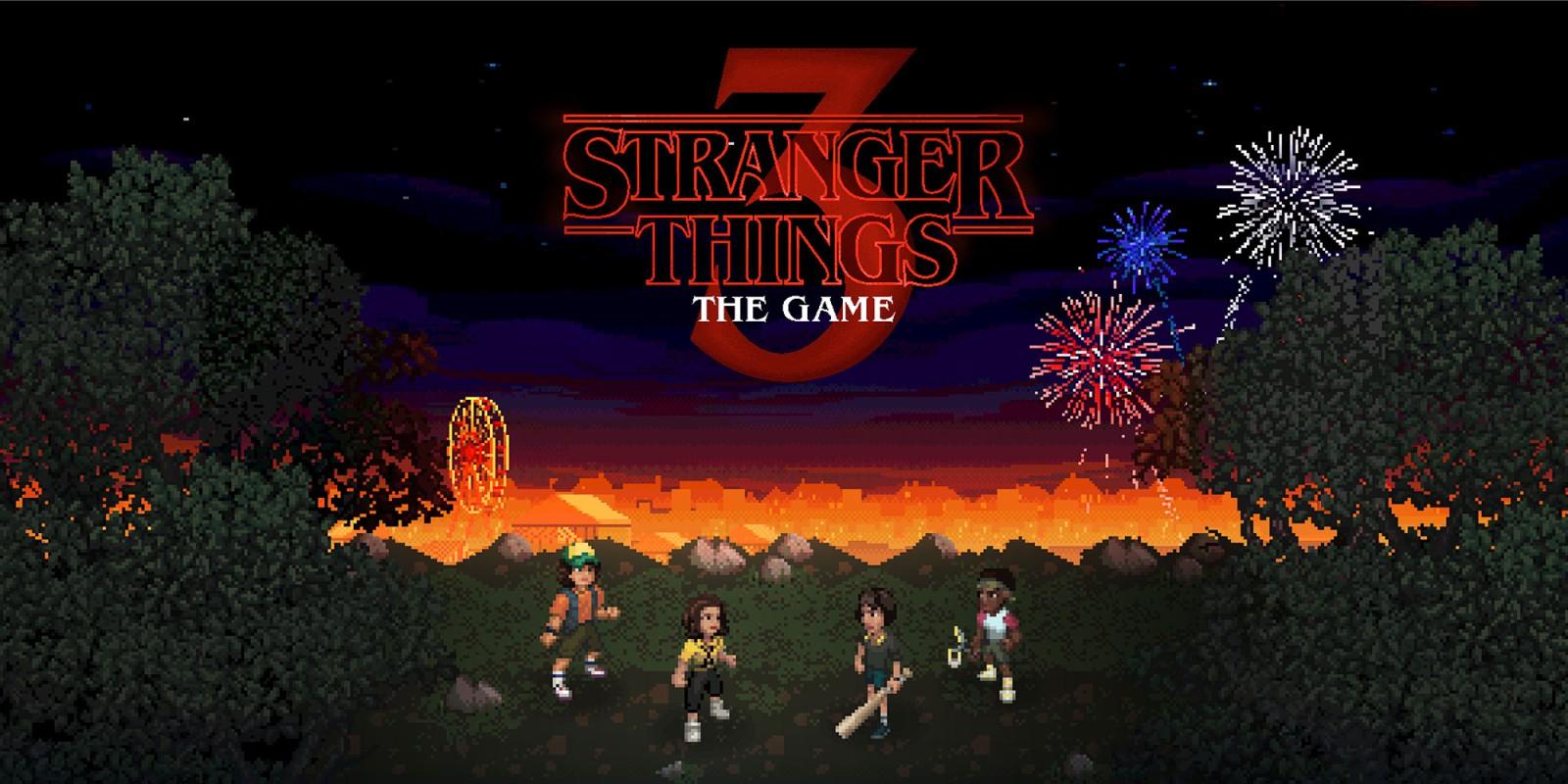 Stranger Things 3 The Game, Netflix