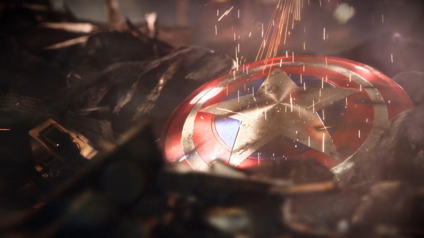 The Avengers Video Game, Crystal Dynamics, Marvel Comics, Square Enix
