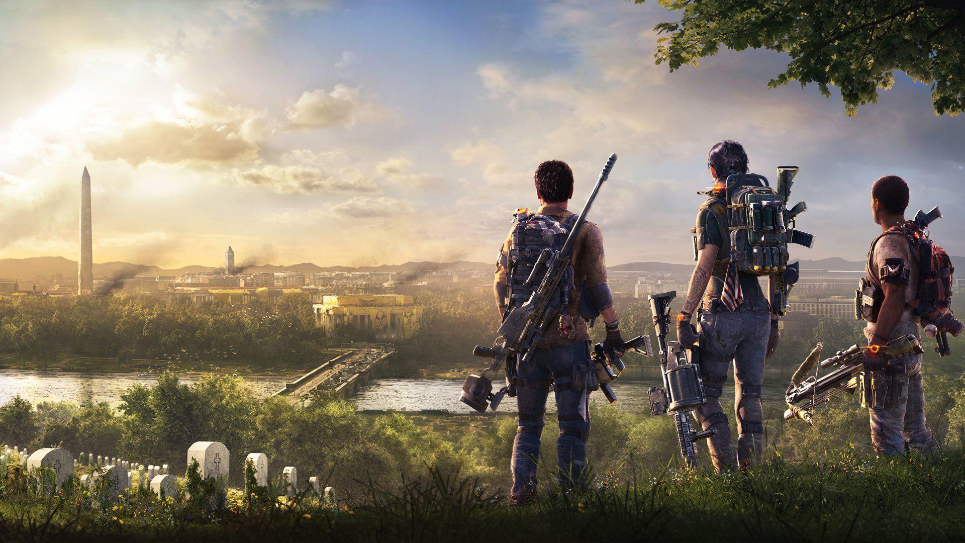 The Division 2, Ubisoft, Third Person Shooter, Dark Zone