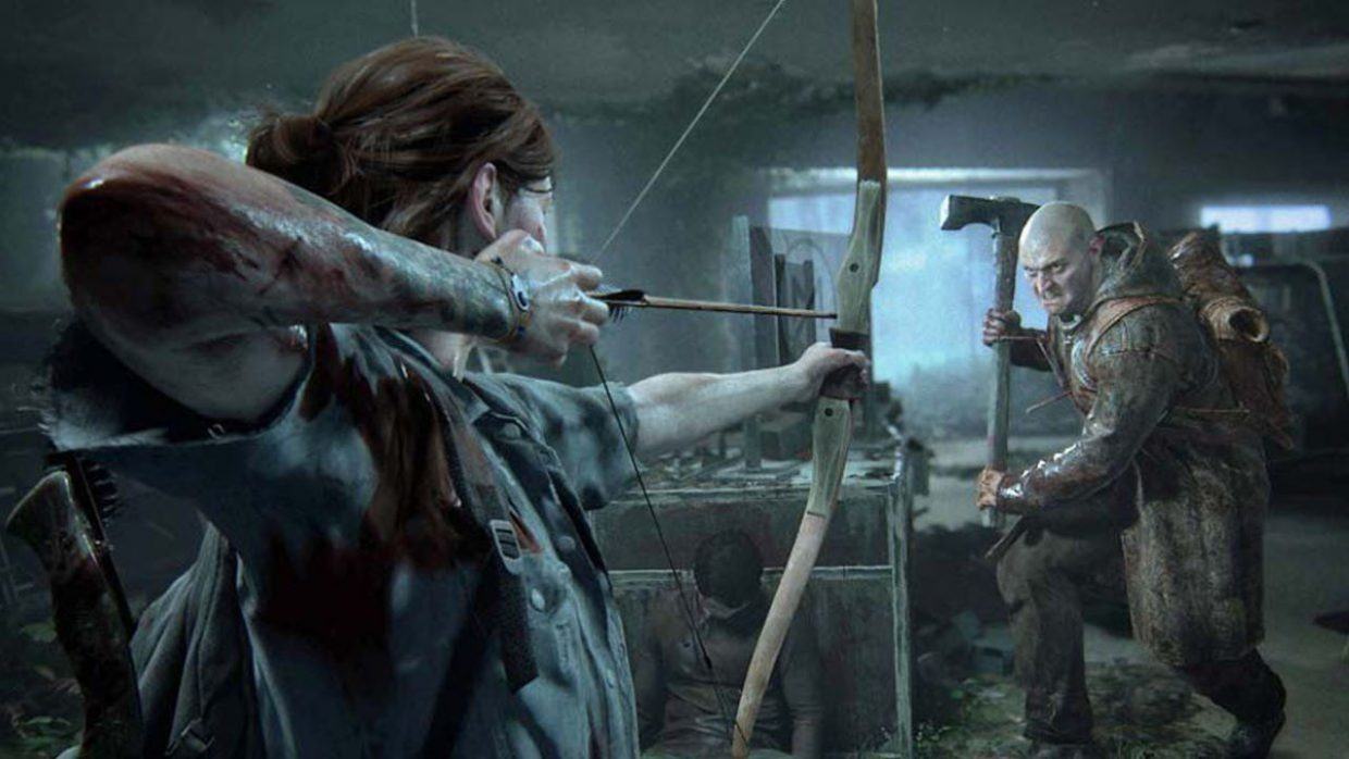 The Last of Us Part 2, Ellie, Weapons, TLOU2 Weapon Guide, Naughty Dog, PS4