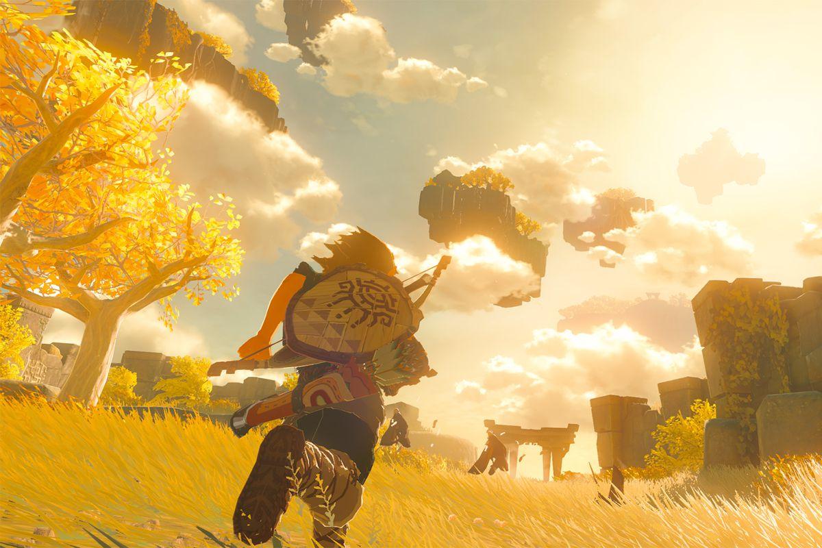The Legend of Zelda Breath of the Wild 2, Nintendo, E3 2021, Nintnedo Direct, Nintendo Switch, Link, Calamity Ganon