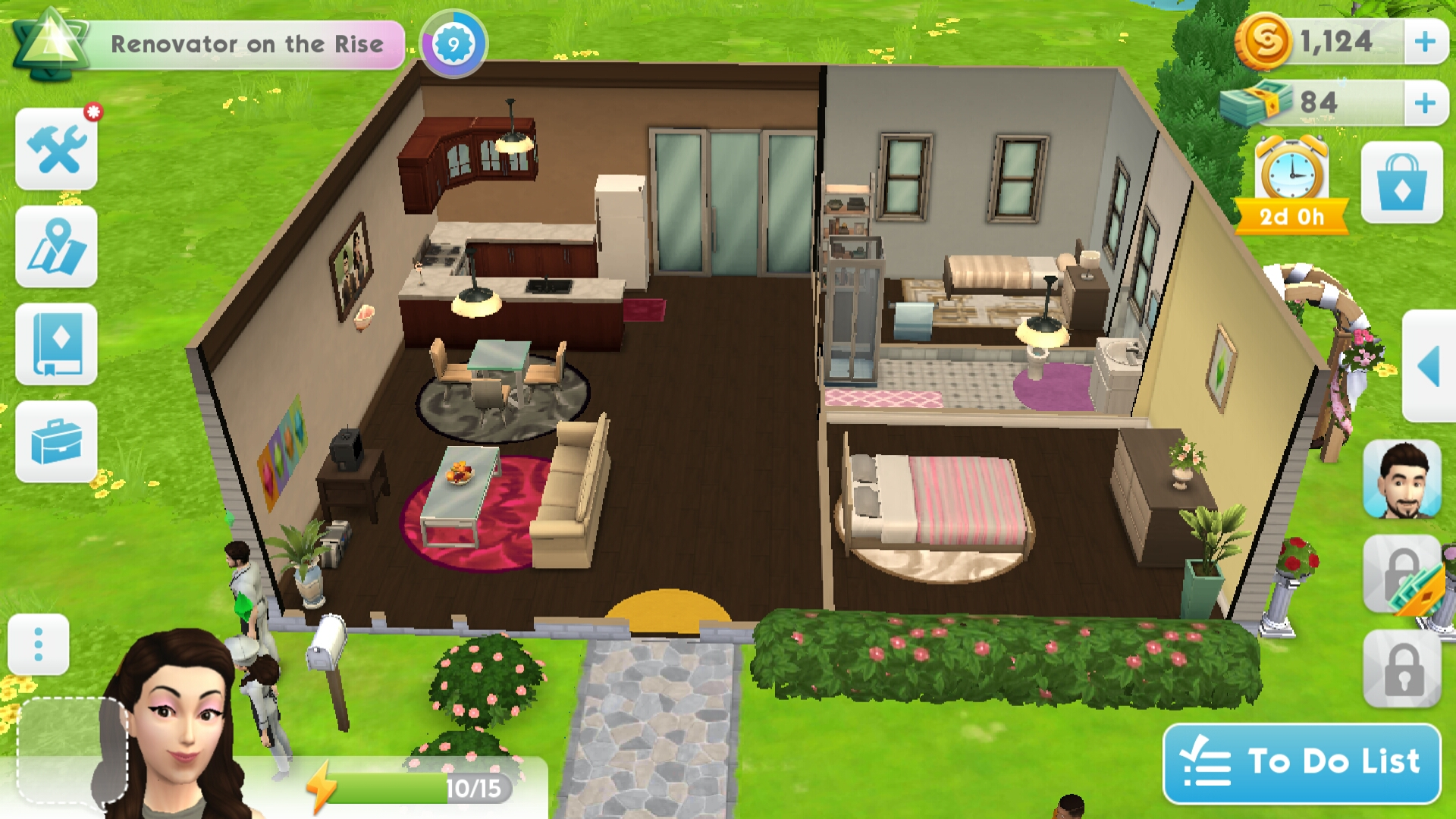 The Sims Mobile, Maxis, EA, Electronic Arts, Mobile Game, Smartphone, iOS, Android