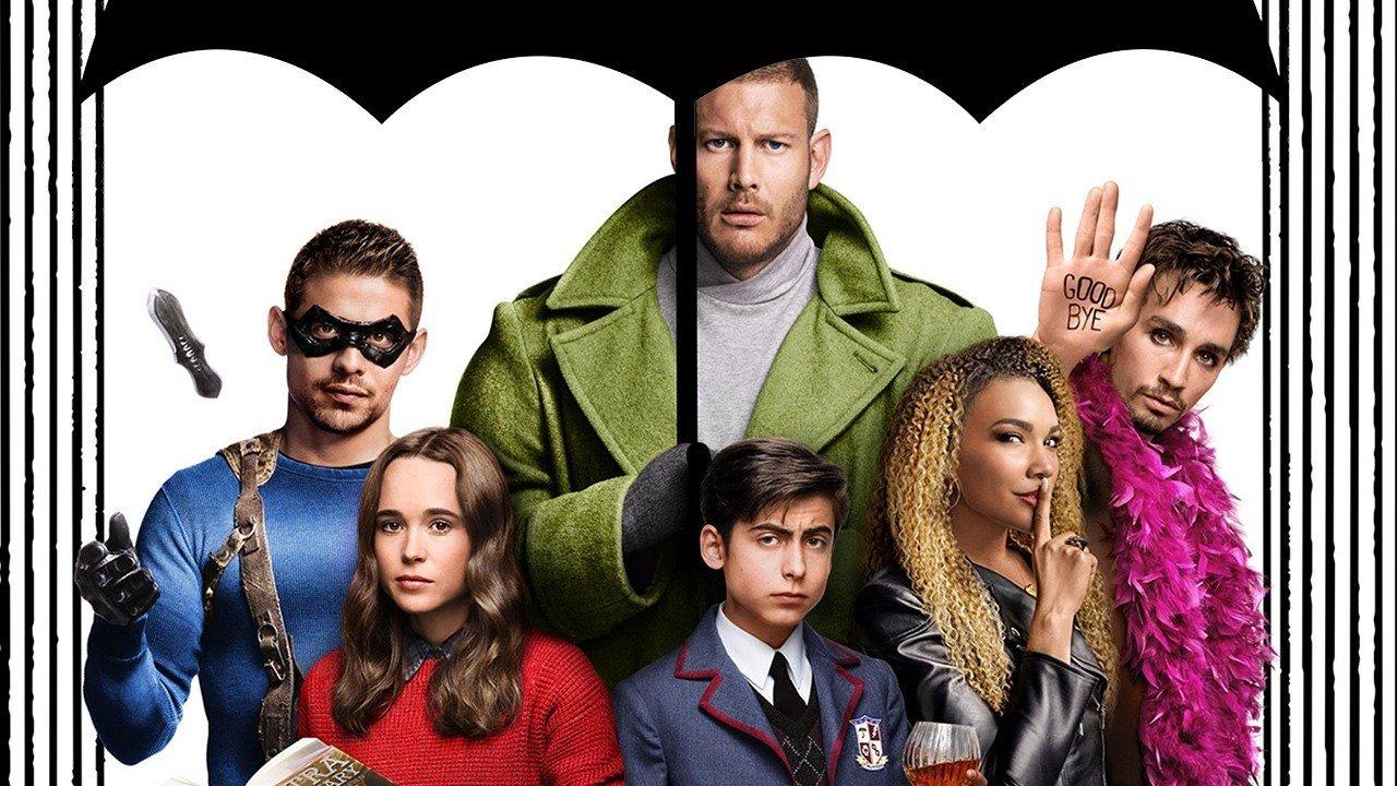 The Umbrella Academy, TV, TV Series, Netflix, Superhero, Gerard Way, Comic, Graphic Novel, Dark Horse