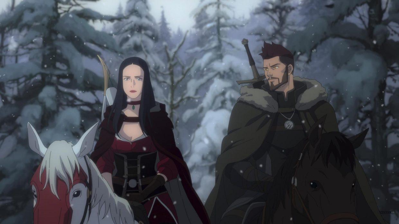 The Witcher, Nightmare Of The Wolf, Anime, Animation Film, Netflix, Vesemir, Tetra