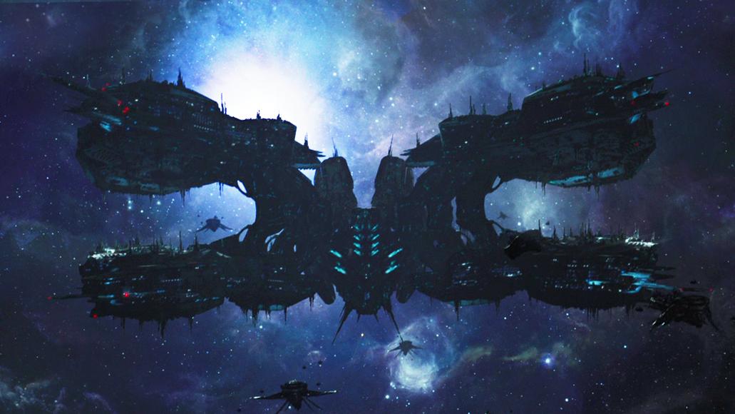 Thor Ragnarok, End Credit Scene Explained Spoilers, Marvel, Avengers Infinity War, Age of Ultron, Chitauri Ship