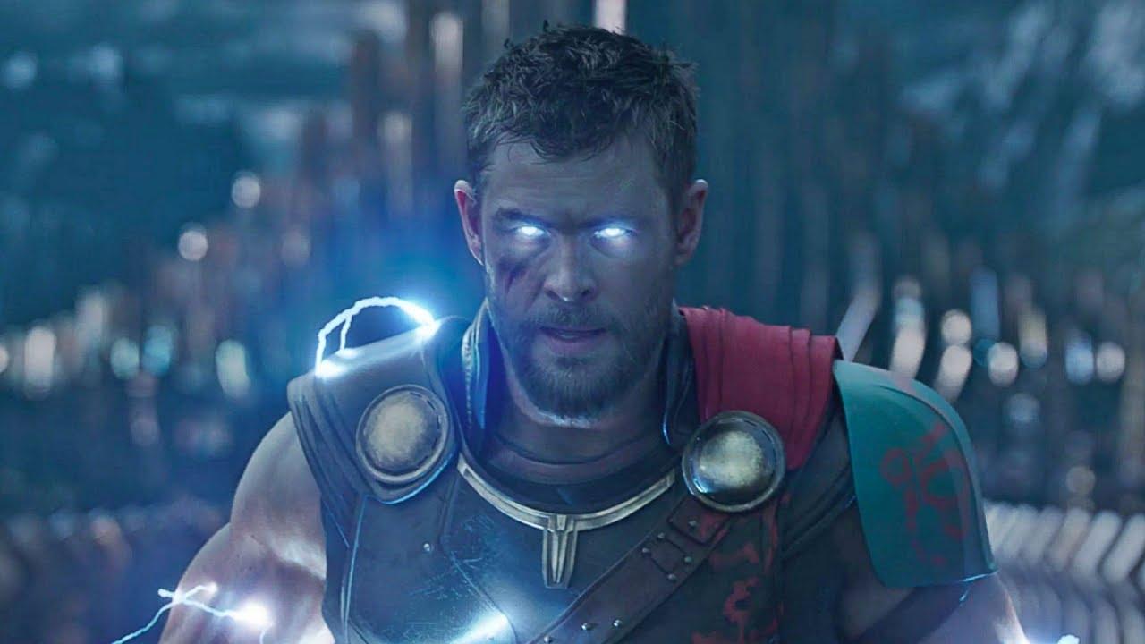 Thor Ragnarok Marvel Moves SDCC San Diego Comic Con Trailer