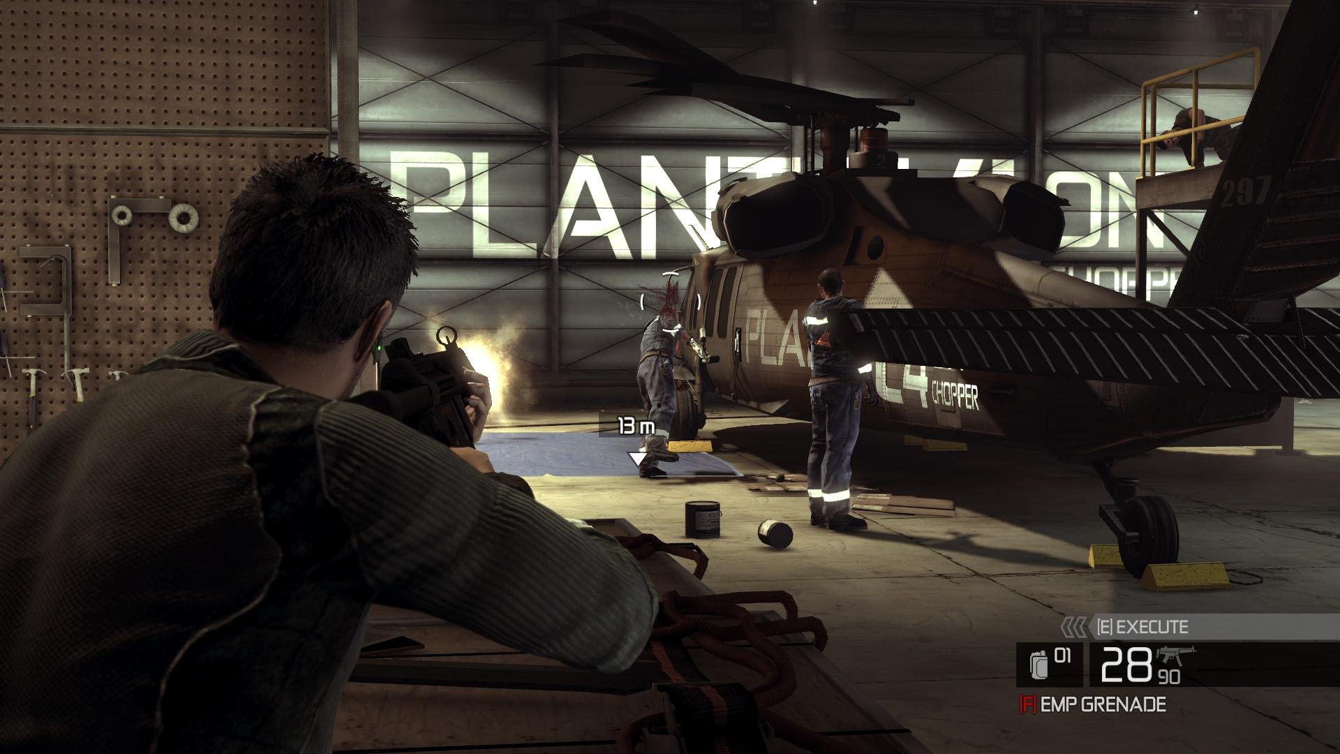 Tom Clancy's Splinter Cell, Conviction, Ubisoft