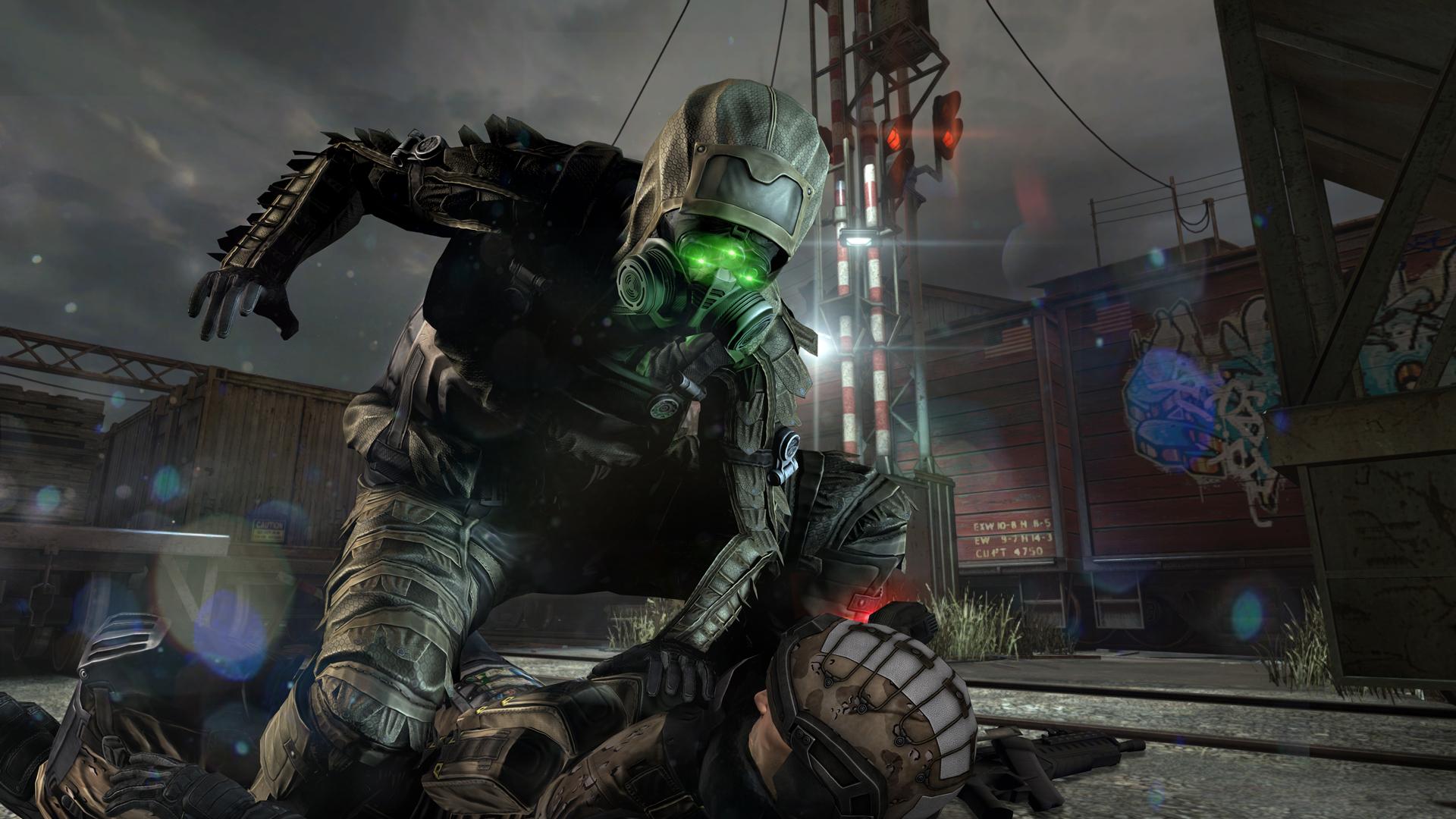 Tom Clancy's Splinter Cell, Ubisoft