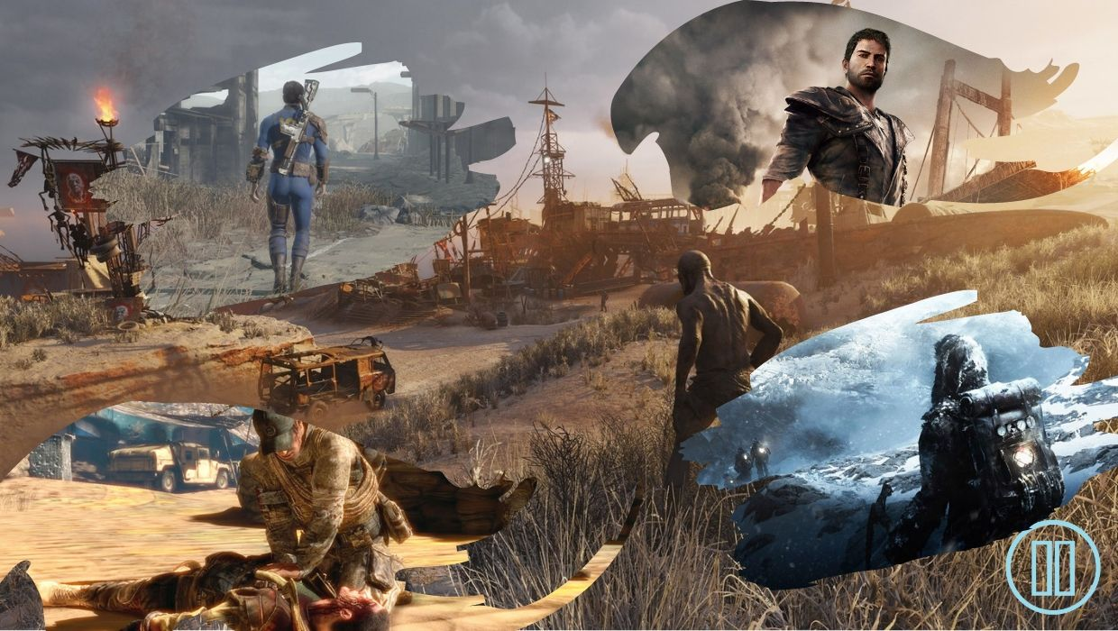 Top 10 Wasteland Games To End In The World In