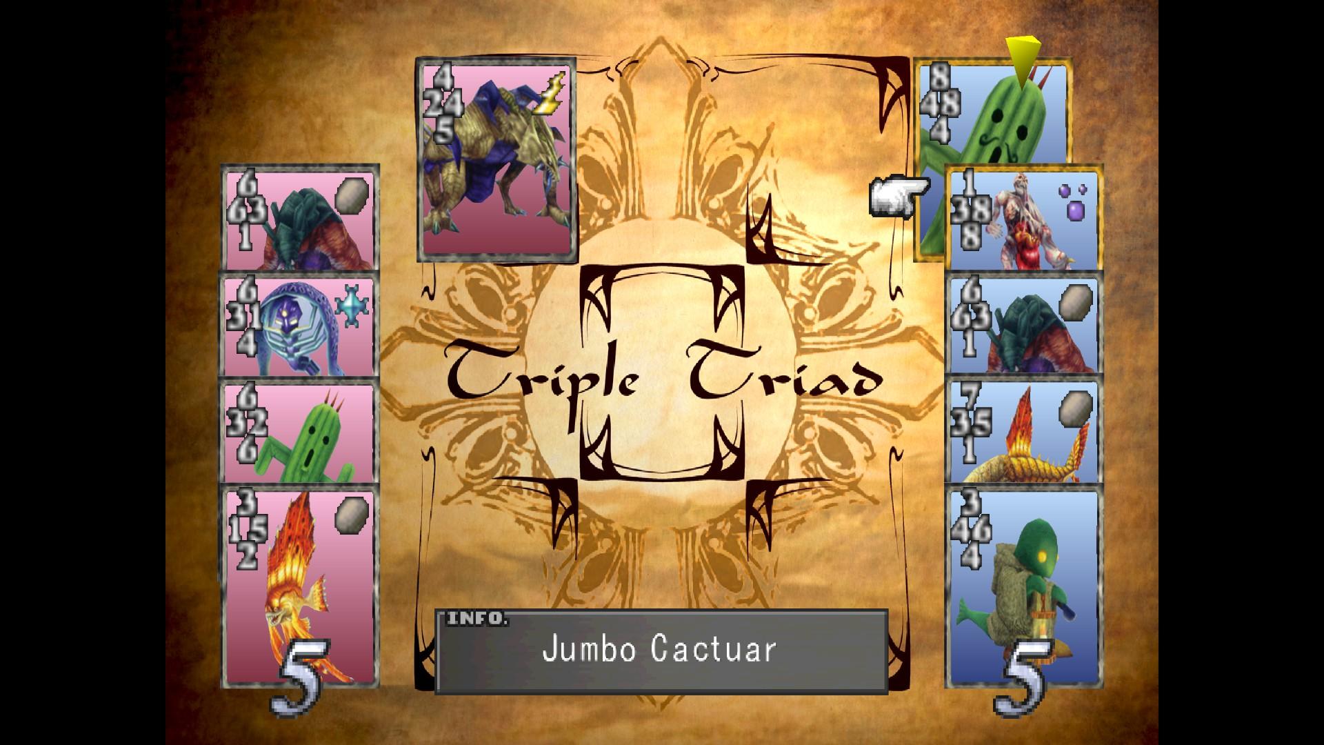 triple-triad-final-fantasy-viii-8-minigame-card-game-ff8-ffviii