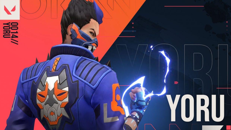 Valorant, Yoru, 5v5, Tactical Shooter, Esports