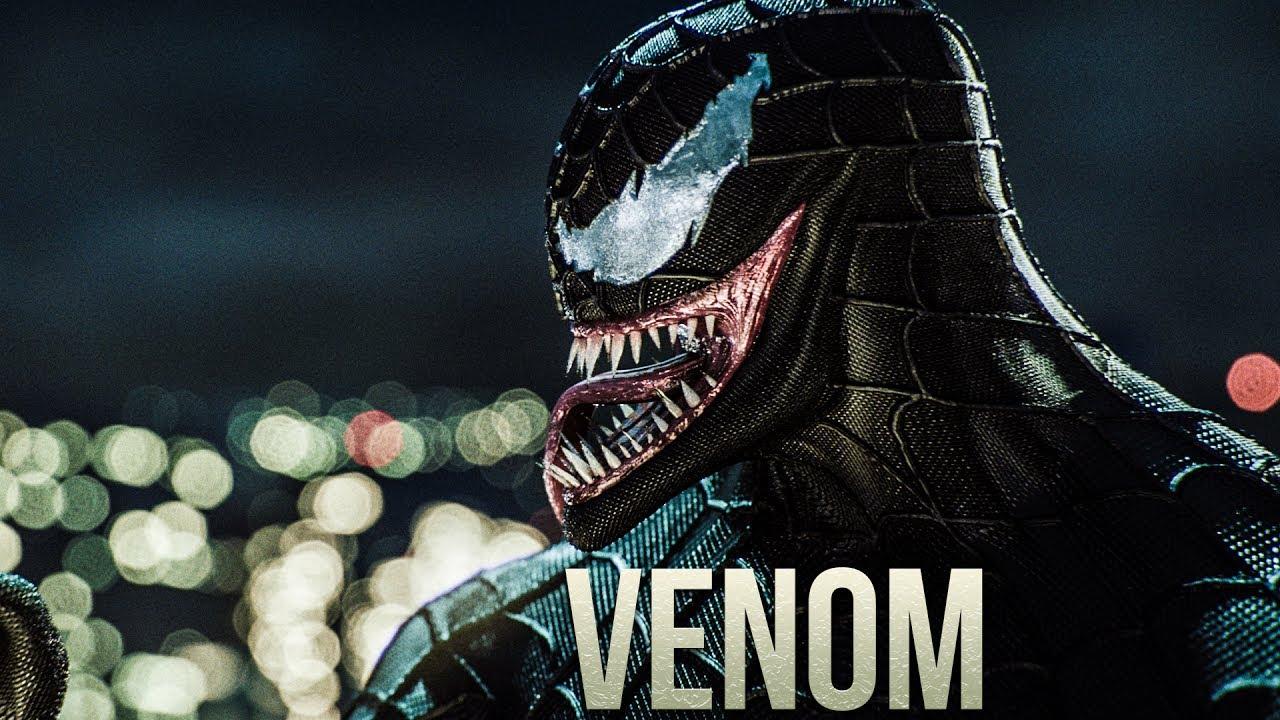 Venom, Marvel, Movie, Spider Man, Tom Hardy