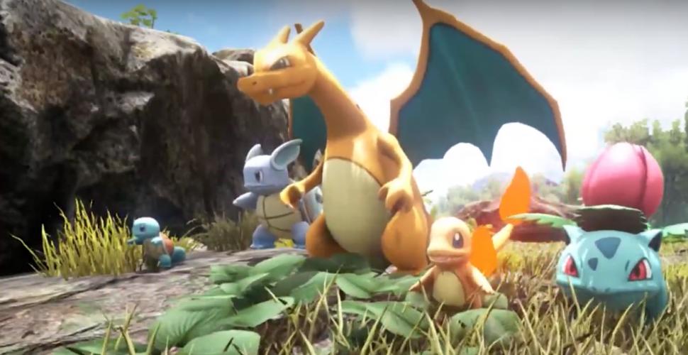 ark survival evolved pokemon evolved mystic academy studio wildcard