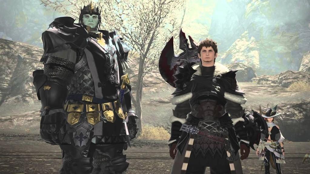 final-fantasy-xiv-races-classes-jobs-square-enix, beginners guide, mmorpg, mmo, rpg, healer, tank, dps