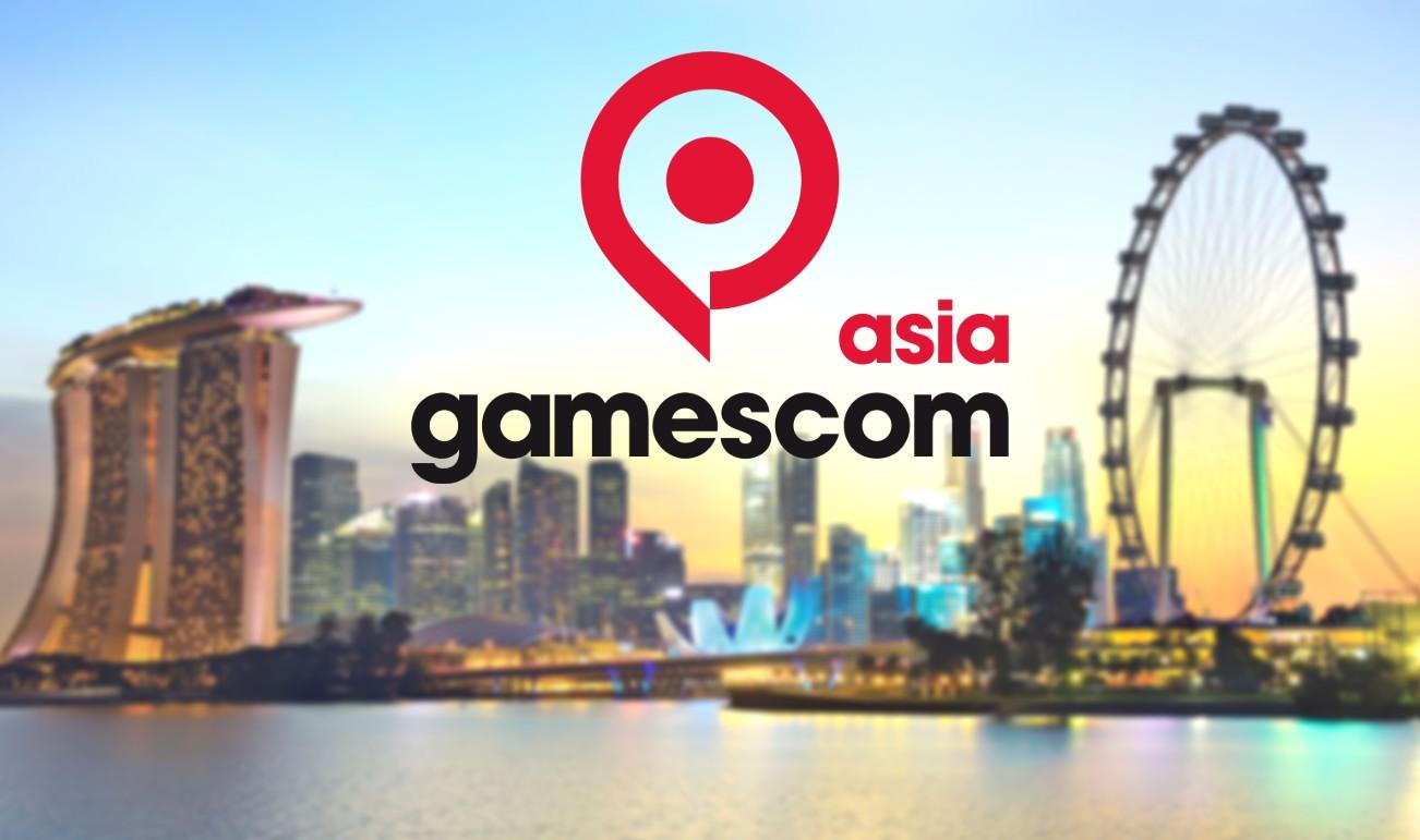 gamescom asia, gamestart asia, singapore, 2020