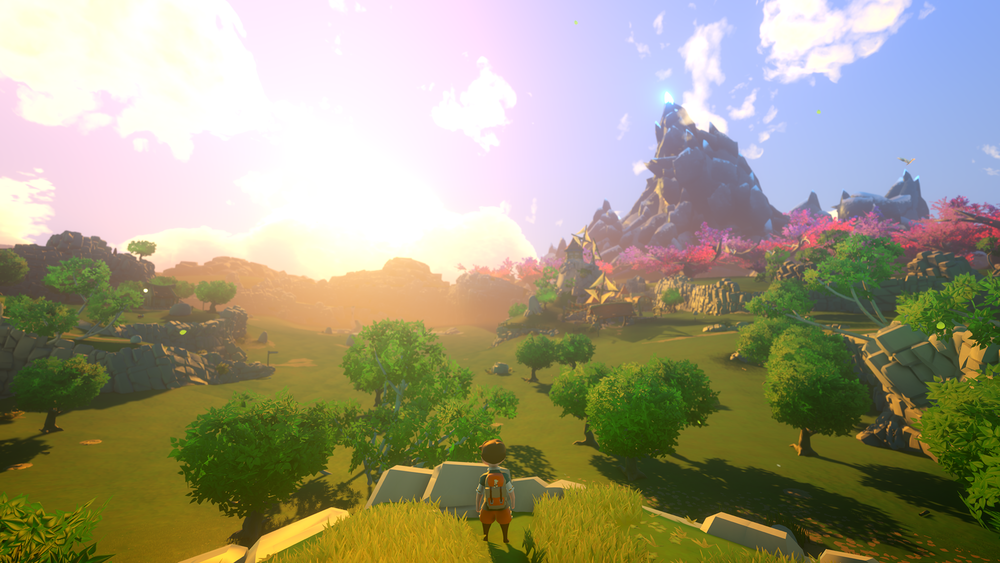 yonder the cloud catcher chronicles, prideful sloth, indie game